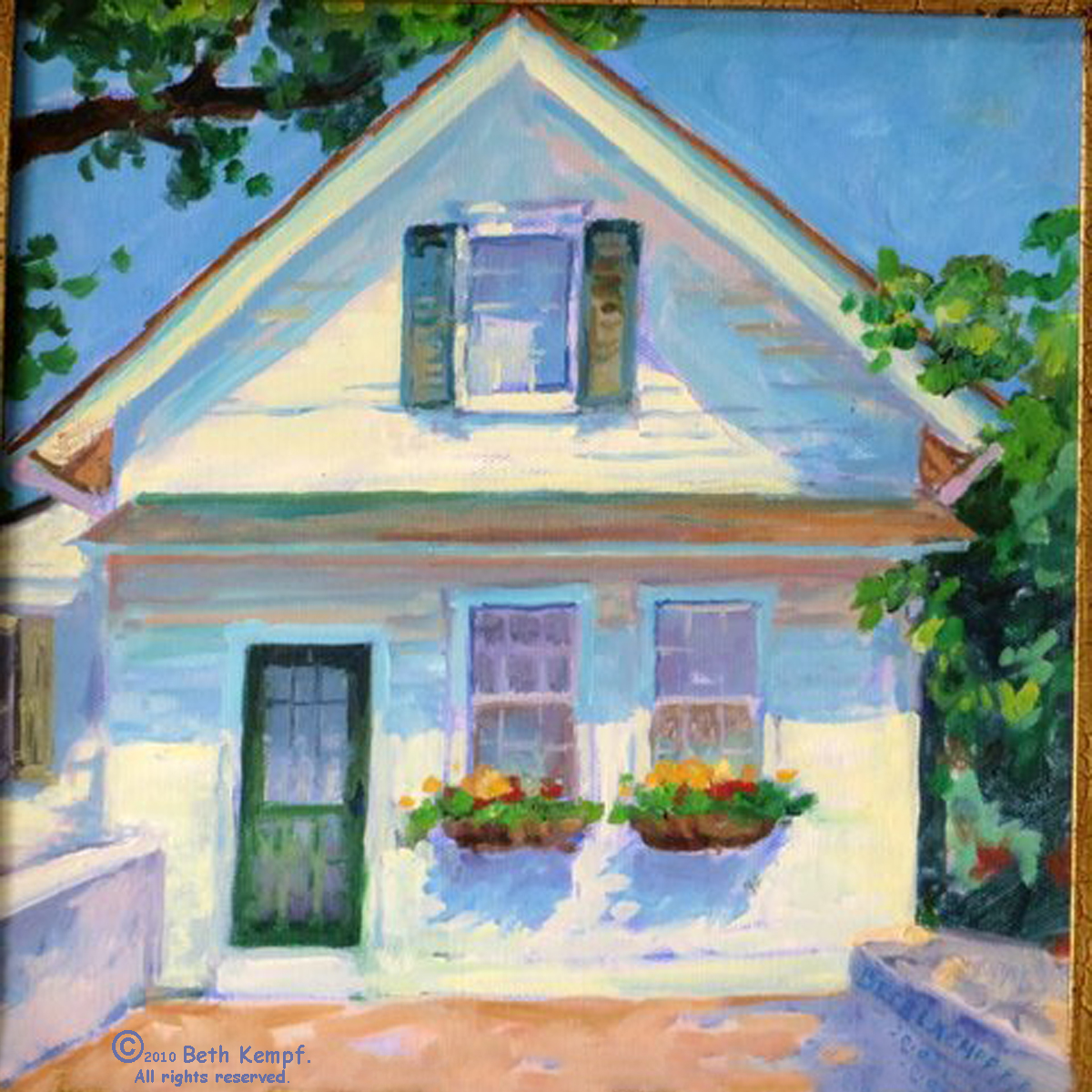 Beth L Kempf French Creek Art Colony