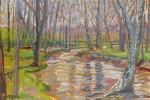 """Conestoga Creek at Poole Forge"" by Fred Danziger"