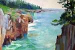 Acadia Rocky Coast