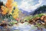 Sunny Sierra Stream